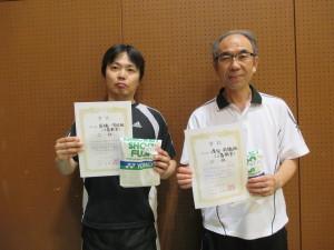 男4-2高橋・渡辺