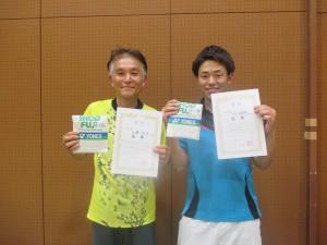 男3-1近藤・川島